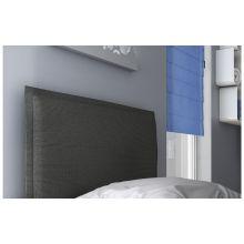 Κρεβάτι Εφηβικό Sienna Teens Ντυμένο Μονό Ύφασμα Media strom 90x200cm