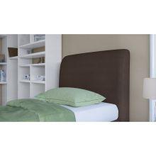 Κρεβάτι Kansas Students Ντυμένο Ημίδιπλο Ύφασμα Media strom 110x200cm